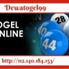 Agen togel online - What Is It?